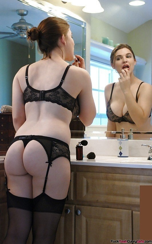 Curvy Lingerie Archives - Fuck Yeah Curvy Girls
