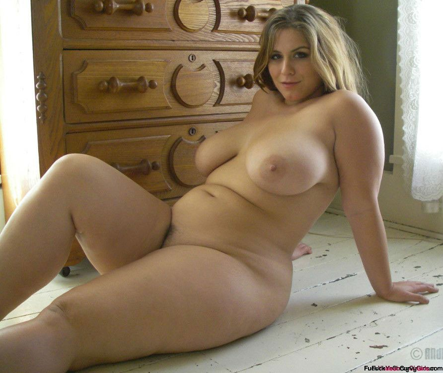 Girl hair chubby naked brown