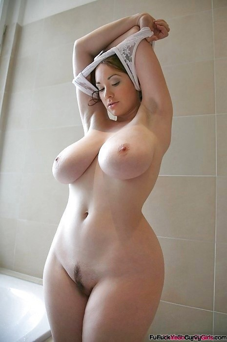 Thick Girl With Big Natural Boobs - Fuck Yeah Curvy Girls