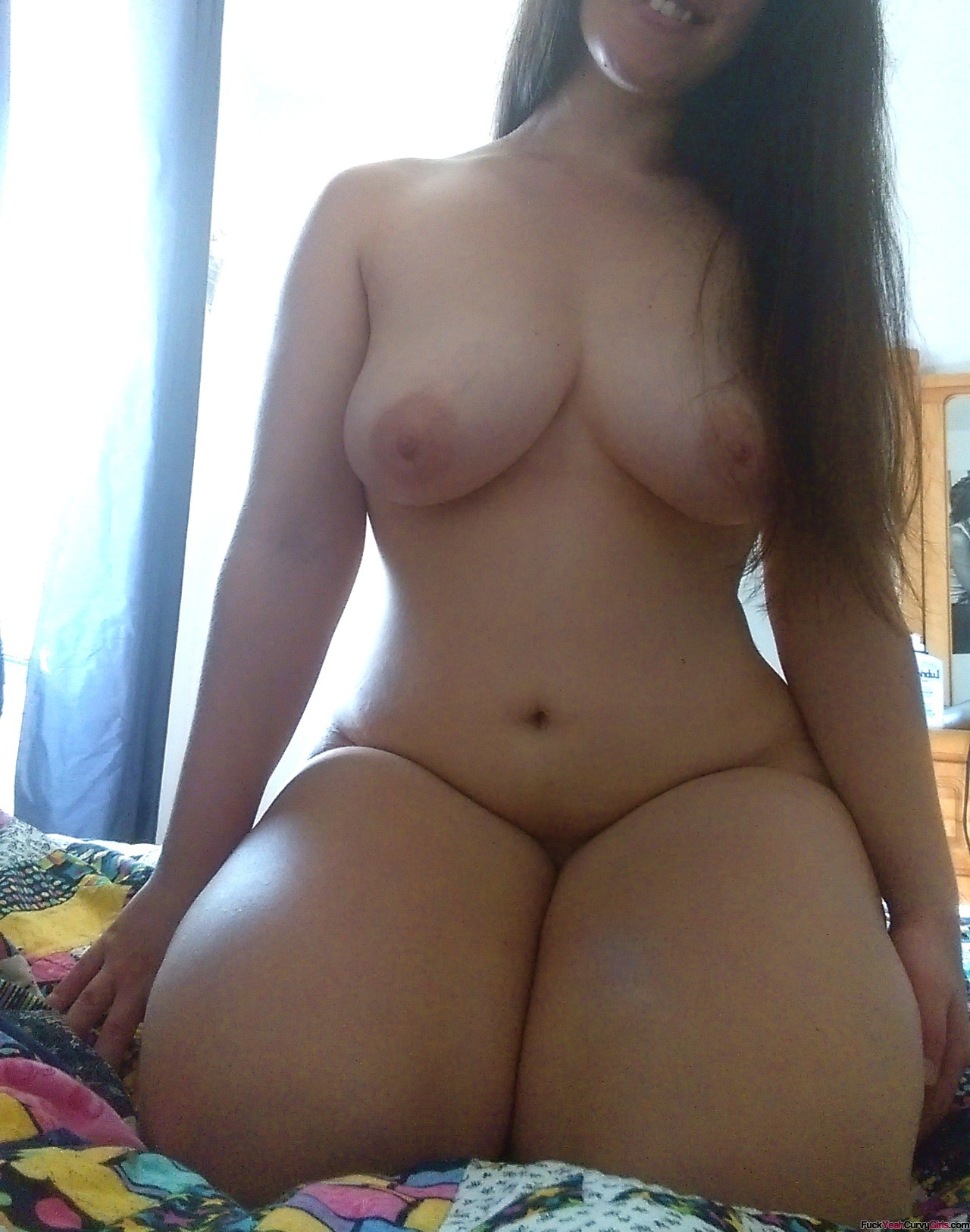 big curvy amateur girls nude